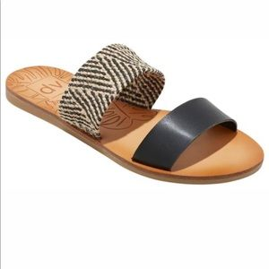 Dolce Vita Daedra Woven Stretch Tribal Sandals